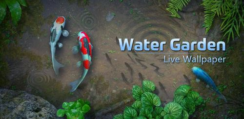 Water Garden Live Wallpaper v1.66