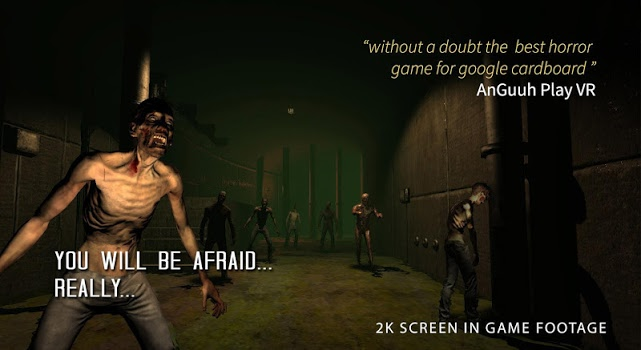 Bad Dream VR Cardboard Horror v2.9.4 + data
