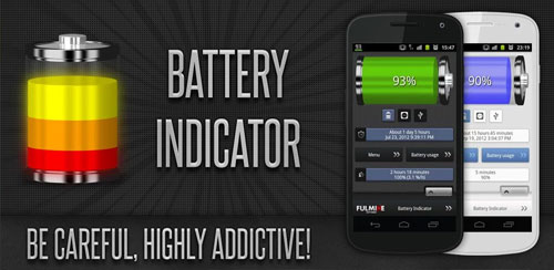 Battery Indicator Pro v2.8.1