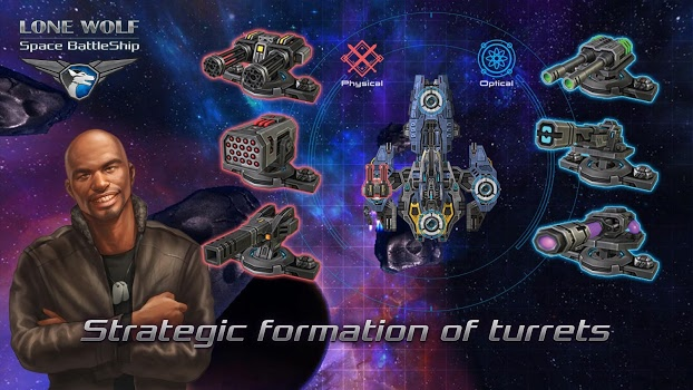 Battleship Lonewolf – Space TD v1.4 + data