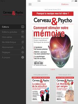 Cerveau & Psycho v4.3.2