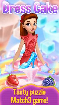 Dress Cake Match 3 v1.3.0
