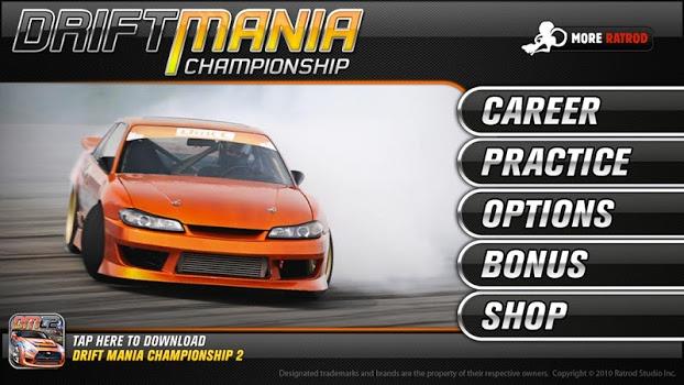 Drift Mania Championship v1.74 + data