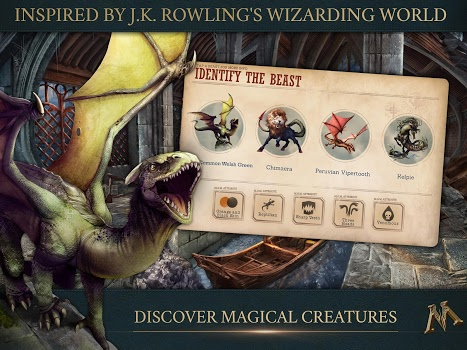 Fantastic Beasts: Cases v2.3.7915