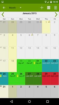 FlexR Pro (Shift planner) v7.6.4