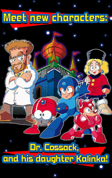 MEGA MAN 4 MOBILE v1.00.00