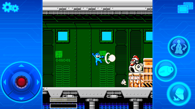 MEGA MAN 5 MOBILE v1.00.00