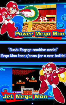 MEGA MAN 6 MOBILE v1.00.00