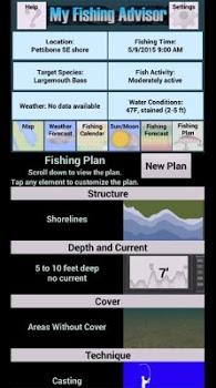 My Fishing Advisor v2.073