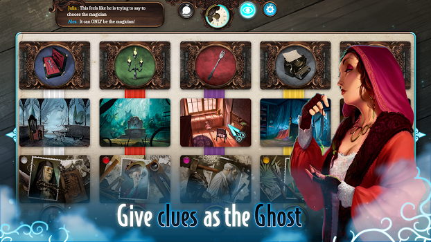 Mysterium: The Board Game v0.0.66 + data