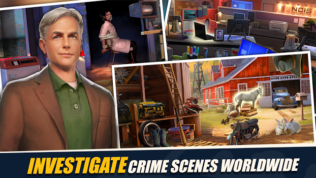NCIS: Hidden Crimes v2.0.4