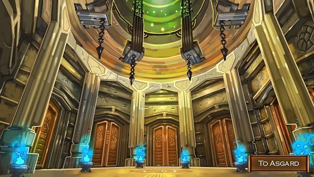 Odin's Protectors v1.04 + data