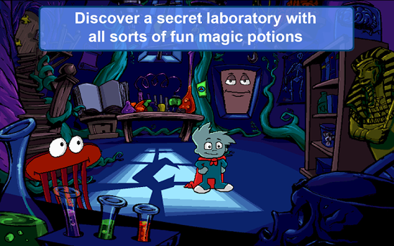 Pajama Sam: No Need to Hide v1.1.1