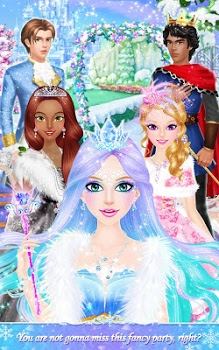 Princess Salon: Frozen Party v1.2