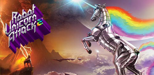 Robot Unicorn Attack 2 v1.8.9