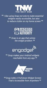 Snap Swipe Drawer v1.3c [Pro]