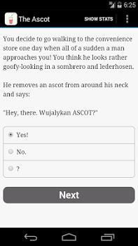 The Ascot v1.0.1