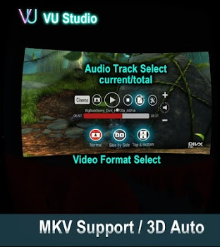 VU Cinema VR 3D Video Player v8.5.425