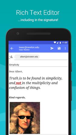 Aqua Mail – email app pro v1.8.0-192