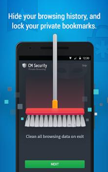 CM Security Antivirus AppLock v3.2.2