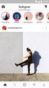 دانلود نرم افزار اینستاگرام Instagram v73.0.0.0.18