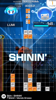 LUMINES PUZZLE AND MUSIC v2.1.0