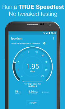 تست سرعت اینترنت 4G WiFi Maps & Speed Test. Find Signal & Data Now v5.49