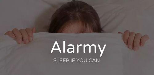 Alarmy (Sleep If U Can) Pro v30.39