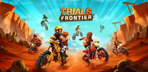 Trials Frontier v5.0.1 + data