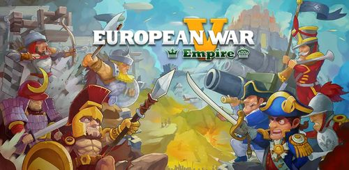 European War 5:Empire v1.2.10