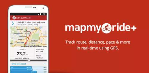 Map My Ride+ GPS Cycling v17.9.5
