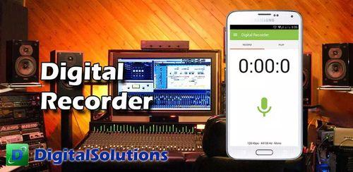 Digital Recorder MP3 Pro v1.29