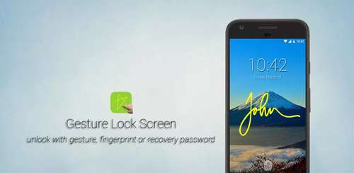 Gesture Lock Screen PRO v2.4.6
