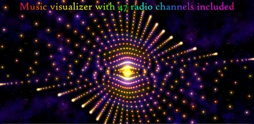 Morphing Galaxy Music visualizer & Live Wallpaper v2.23