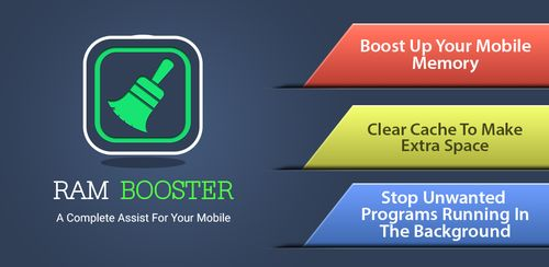 RAM Booster and Cleaner v1.1