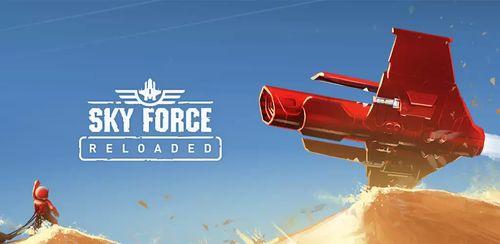 Sky Force Reloaded v1.83 + data