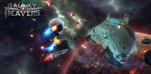 Galaxy Reavers – Starships RTS v1.2.19 + data