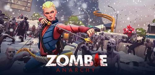 Zombie Anarchy: Survival Game v1.2.2c