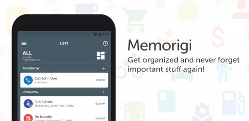 Memorigi: Todo List, Task List v2.2.211