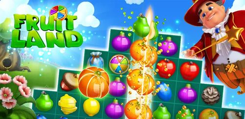 Fruit Land – match3 adventure v1.147.0