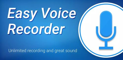Easy Voice Recorder Pro v2.5.9 build 11091