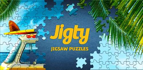 Jigty Jigsaw Puzzles v3.8.1.8