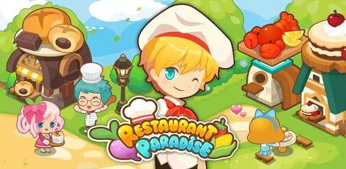Restaurant Paradise: Sim Game v1.0.1