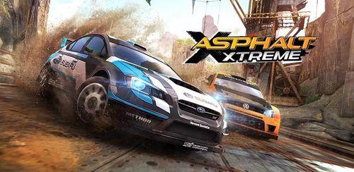 Asphalt Xtreme: Rally Racing v1.7.4c + data