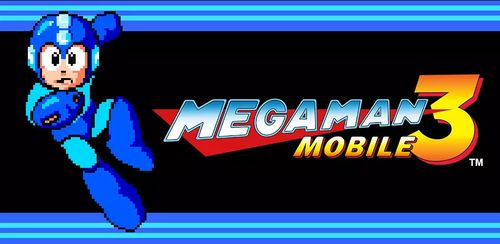 MEGA MAN 3 MOBILE v1.00.00