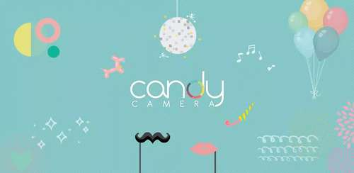 Candy Camera – selfie, beauty camera, photo editor v3.2.8
