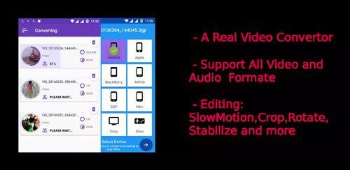 Video Converter Premium v1.5