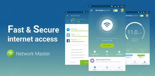 Network Master – Speed Test v1.9.76