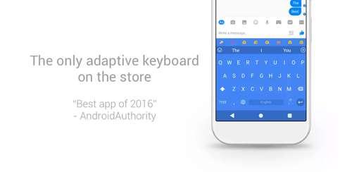Chrooma GIF – Emoji Keyboard v7.1