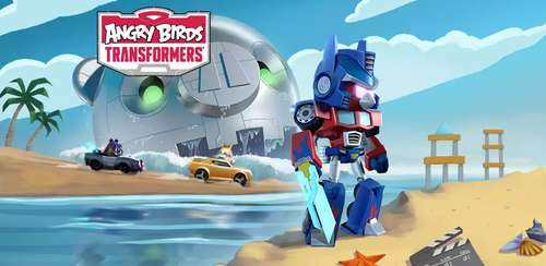 Angry Birds Transformers v1.38.1 + data